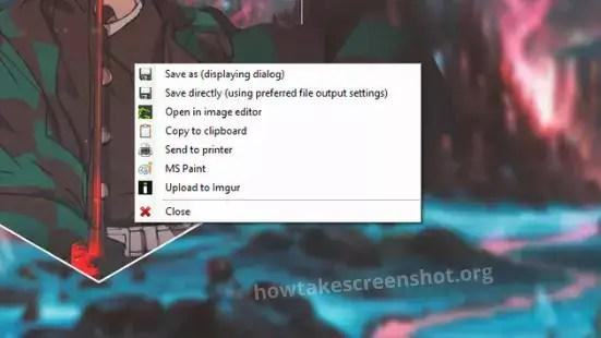 pc ekran görüntüsü alma programı