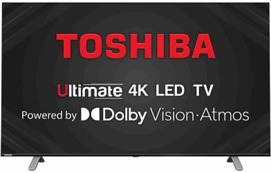 TOSHIBA 108 cm (43 inches) Vidaa OS Series
