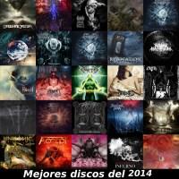 Mejores discos de rock y metal de 2014.