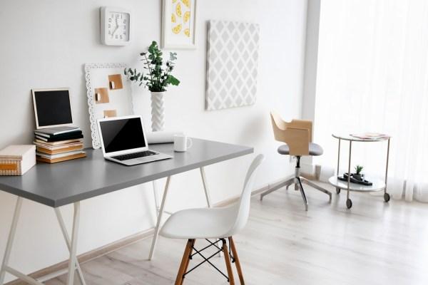culori potrivite pentru birou
