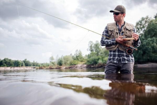 ustensile pentru pescari