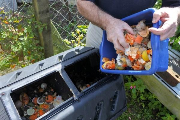 compost menajer