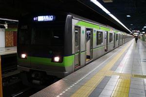 都営新宿線(写真:東京都交通局)