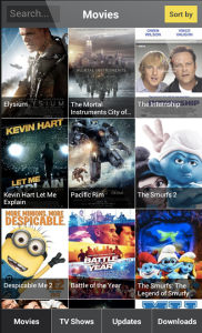 Cartoon HD Alternative - Showbox