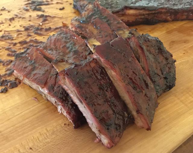 Korean BBQ Spare Ribs