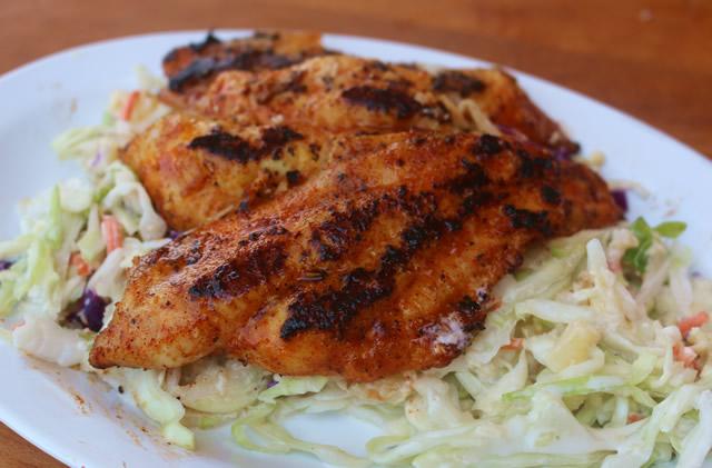 Barbecue Catfish