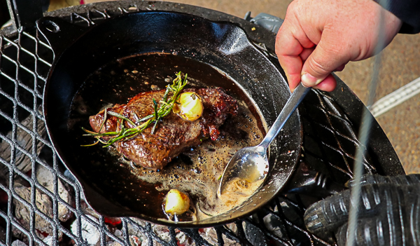 elk steaks