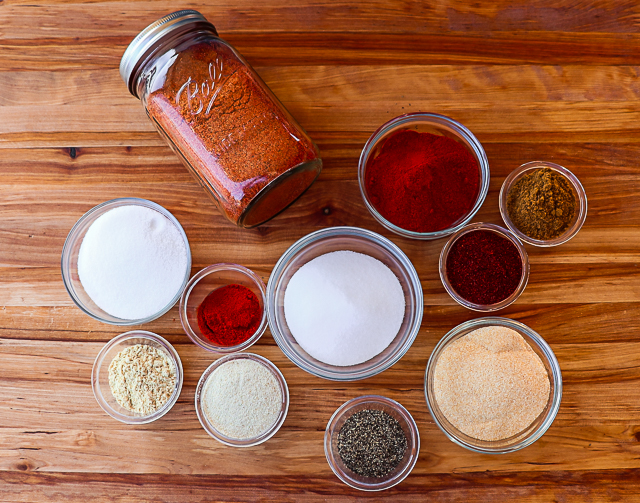 Bbq Rub Recipe How To Make Your Own Barbecue Rub