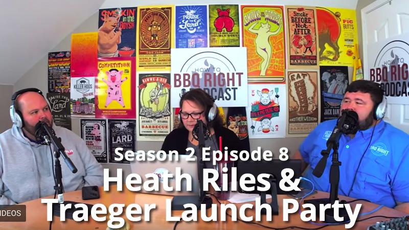 HowToBBQRight PodcastS2E8