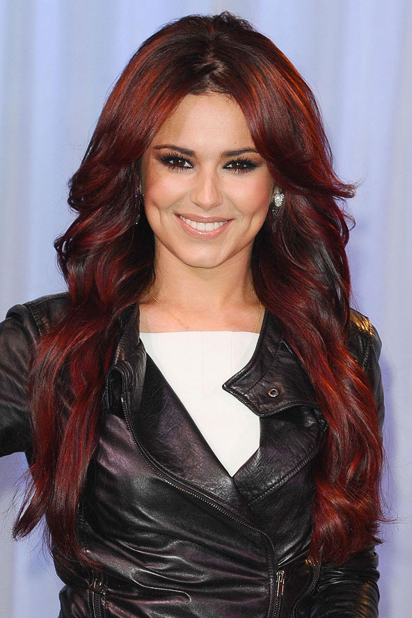 Cheryl Cole How To Be A Redhead