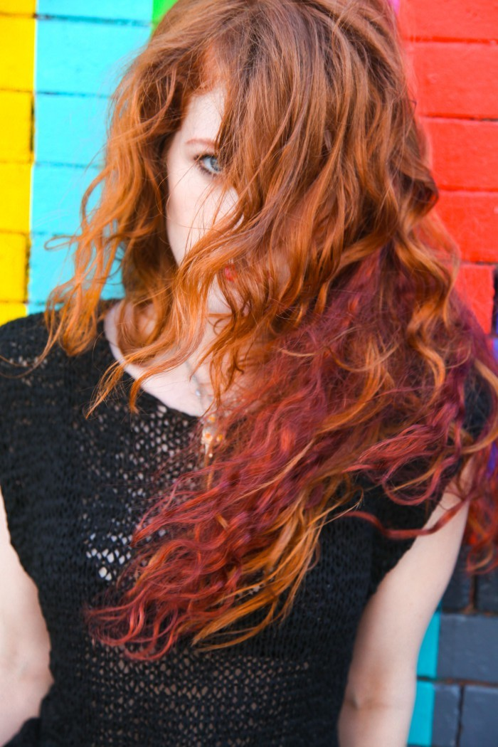 Three All Natural Ways To Dye Your Hair Red How To Be A