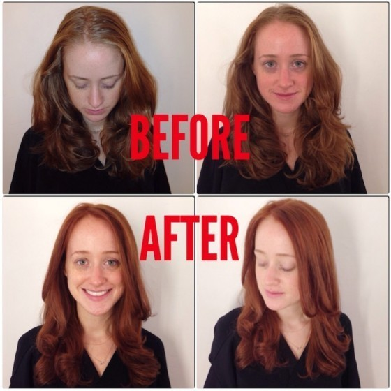 How To Keep Red Hair From Fading ARROJO Transforms Red