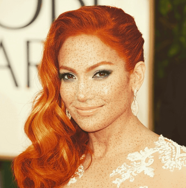 Must See 10 Celebrities Photoshopped As Redheads How To