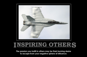 Inspiring Others (not)