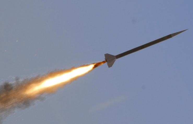 San Antonio model rocket
