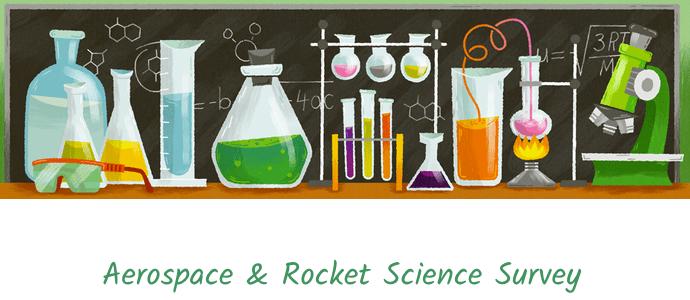 rocket science survey