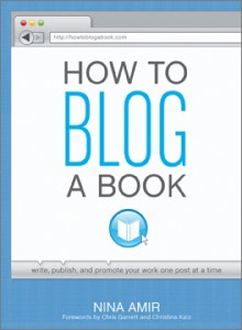 Write your book on the internet one post at a time