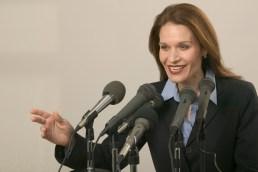 public speaking, giving a speach, business around a book