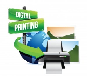 Consider digital printing if you are in a hurry and want to save money.