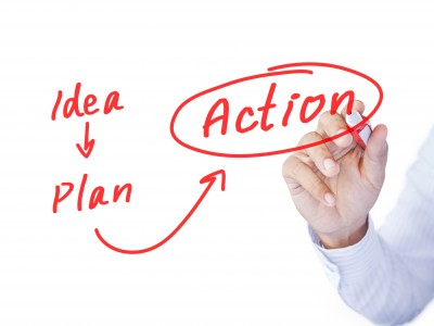 Create a Vision and Action Plan for Your Blog or Blogged Book Business