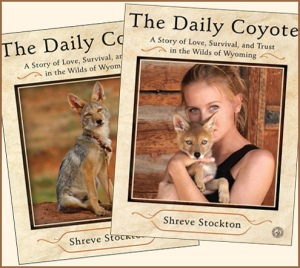 The Daily Coyote book covers