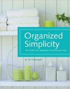 Organized Simplicity cover