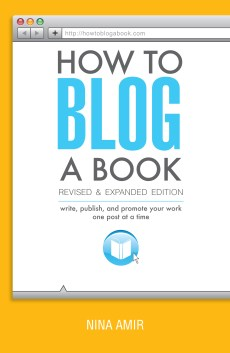 expanded and updated edition of How to Blog a Book