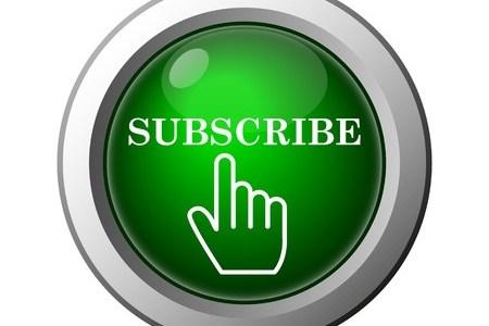 Get blog post subscribers