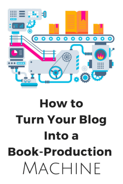 tips for churning out books on your blog