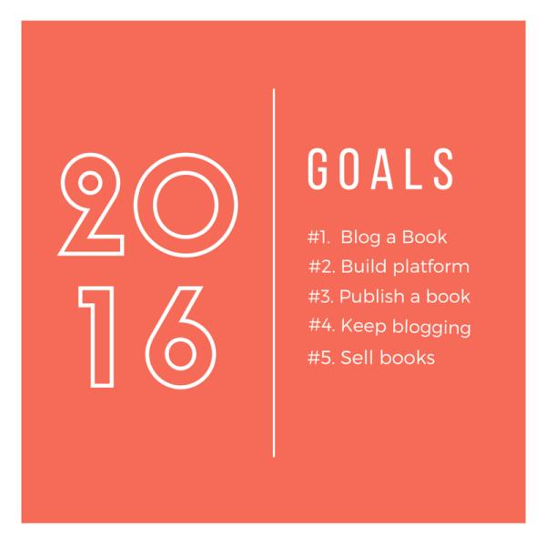 blog a book in 2016