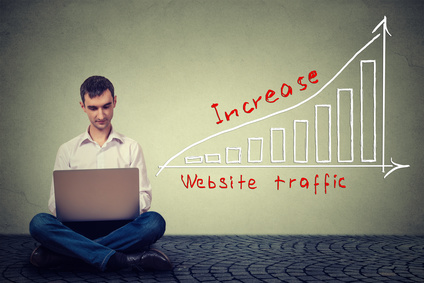 how to increase traffic with content marketing