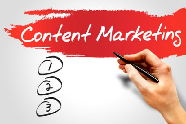 using content marketing for book marketing