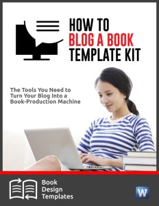 blog a book or book a blog help