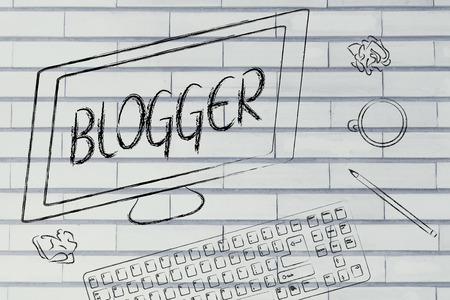 why writers should blog