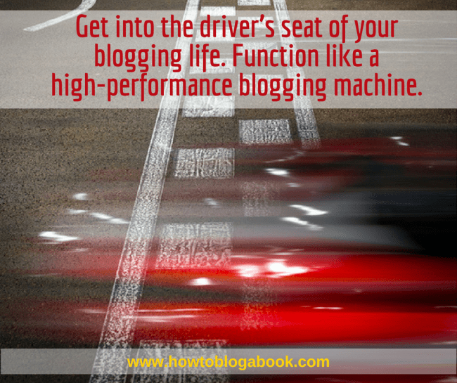 learn high performance blogging qualities