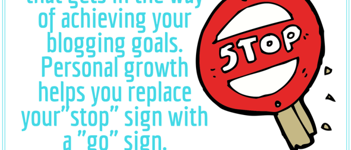 personal growth for bloggers