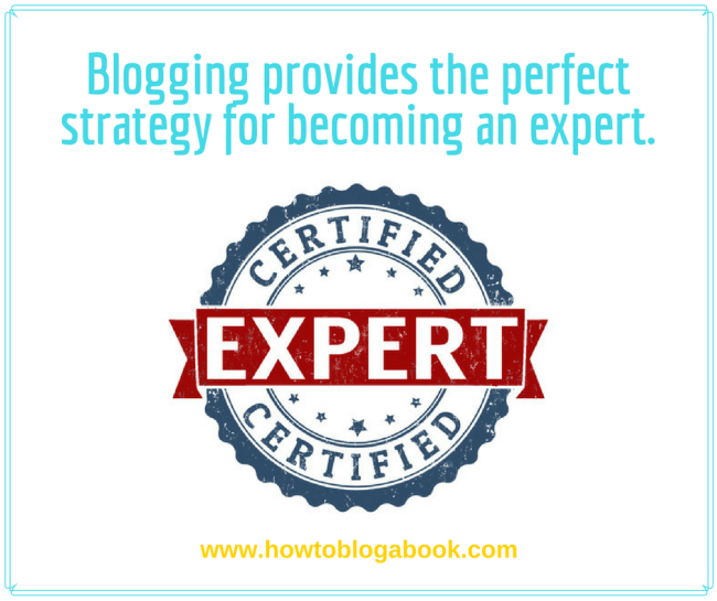 National book blogging month -- expert blogger