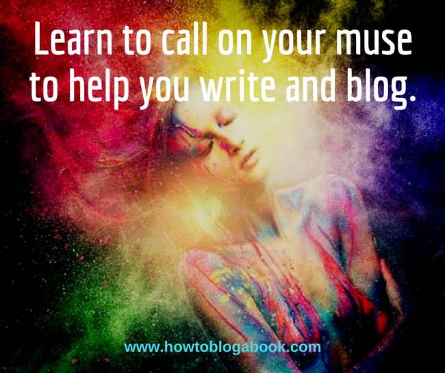 make nice with your muse