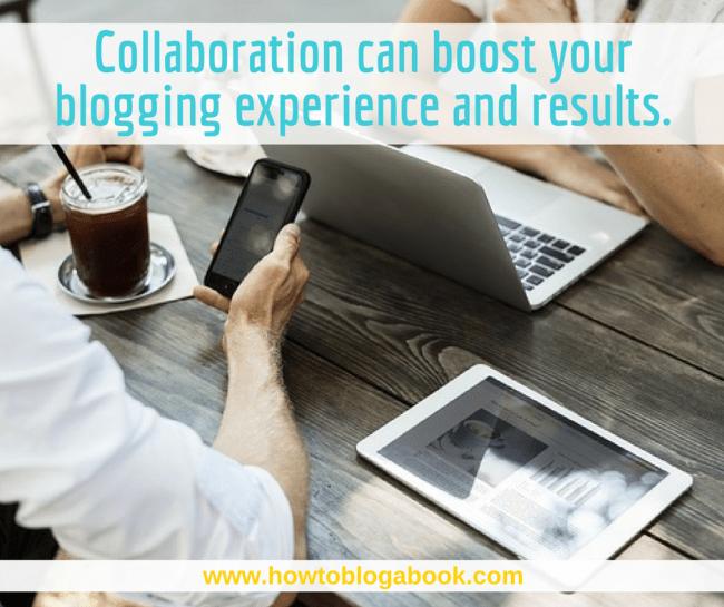 blogging collaboration and collaborators