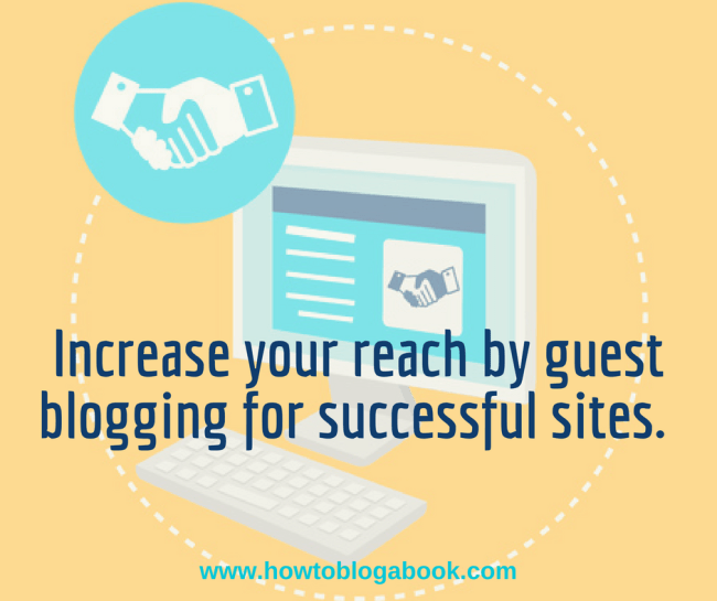 How to Cold Pitch a Guest Post at a Powerful Blog - How to Blog a Book