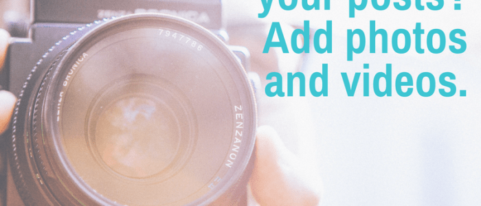 How to Use Photos and Videos to Improve Your SEO
