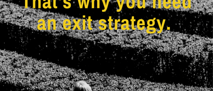 What is a Blog Exit Strategy and Do You Need One?