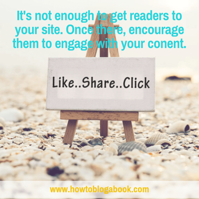 increase the engagement of your blog readers