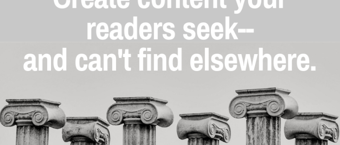 How to Use Pillar Content To Grow Your Blog Audience