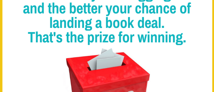 Boost Your Success this Year by Entering Writing Contests