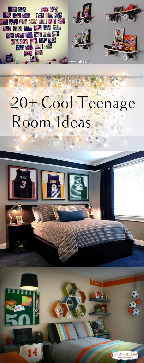 Diy Storage Ideas For Teenage Bedrooms Novocom Top