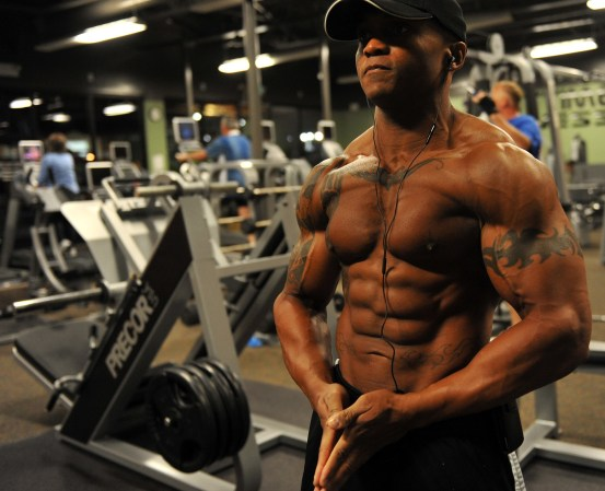 Muscle building workouts for fast growth