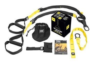 TRX Training – Suspension Trainer Basic Kit + Door Anchor