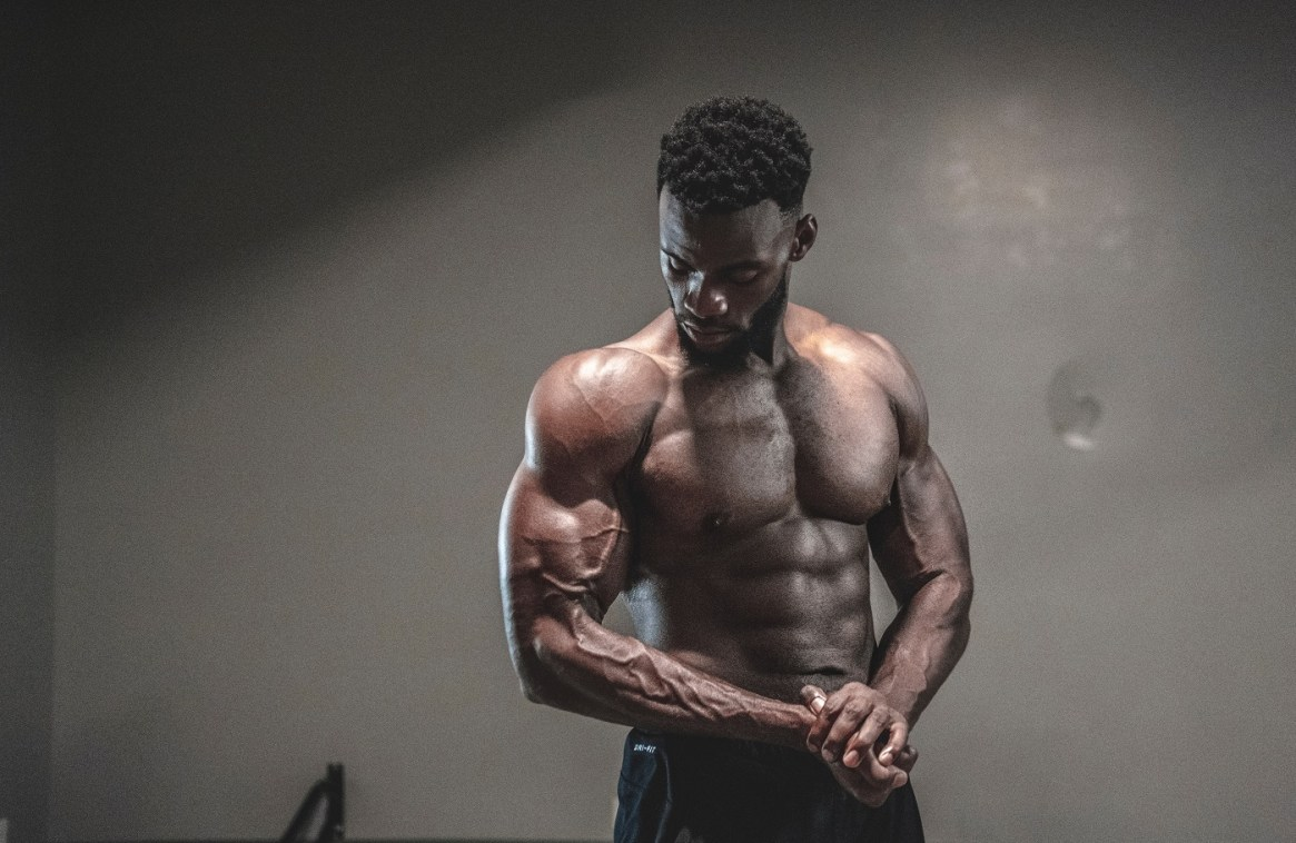 Goal setting for muscle building