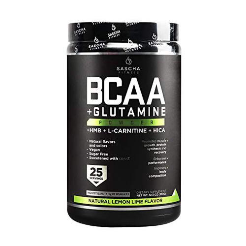 Sascha Fitness BCAA